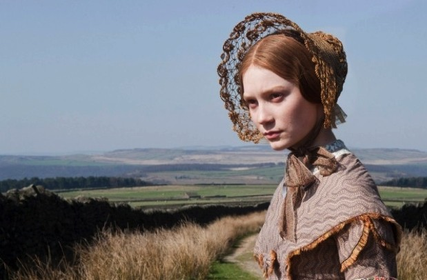 Jane Eyre embarks on her journey