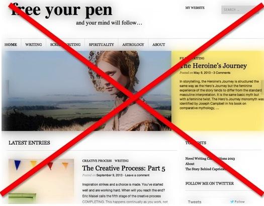 Censored Blog