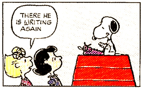 Snoopy in the Zone