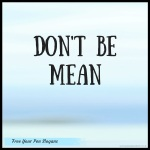 dont-be-mean