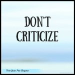 dont-criticize