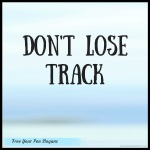 dont-lose-track