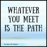 whatever-you-meet-is-the-path