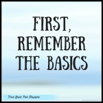 first-remember-the-basics