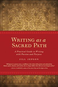Review: Writing as a Sacred Path – Jill Jepson